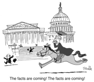 the facts are coming
