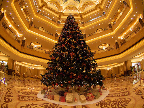 The $11 Million XMas Tree!